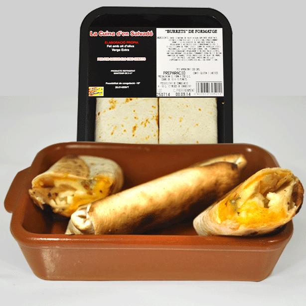Burrets de formatge